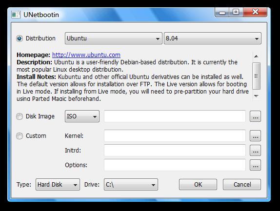 unetbootin_on_windows